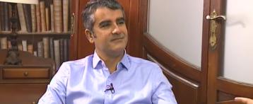 Café con… Luis Naranjo