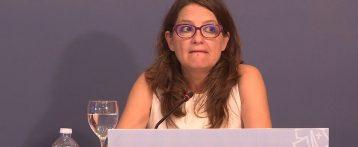 Mónica Oltra se pasa a la técnica del ataque al Estado de Derecho para defender el Decreto de Plurilingüismo