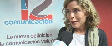 La diputada alicantinade ciudadanos MartaMartín insta al gobierno valenciano aexplicareldespidode1.200profesores interinos por el decreto Marzà