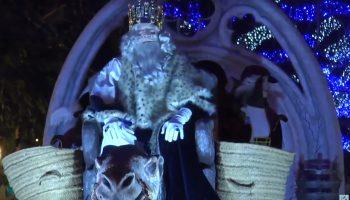 Retransmisión en Directo de la Cabalgata Solidaria de Reyes Magos de Alicante – 5 de enero de 2019