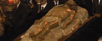 Viernes Santo – Procesión de la Muerte de Cristo en Crevillent
