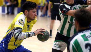 El internacional juvenil Natan Suárez, cuarto fichaje del CD Agustinos de Alicante