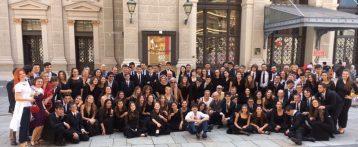 La OJPA logra el primer premio en el Summa Cum Laude Festival de Viena 2017