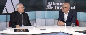 Alicante Actualidad – Entrevista al Obispo D. Jesús Murgui 11 abril 2019