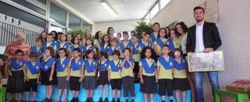 Acto de graduación de los alumnos de Primaria en Hurchillo Orihuela.