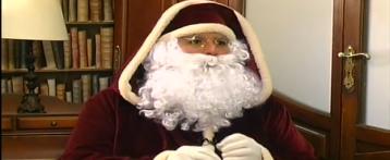 Café con… Papá Noel