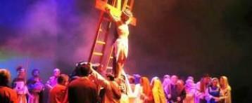 La Passió abre los actos de la Semana Santa en Altea