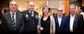 Navarro inicia las gestiones para la construcción de la nueva comisaría de la Policía Nacional