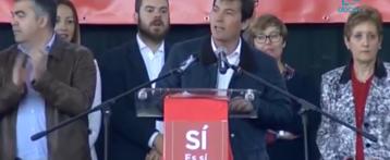 PRIMARIAS PSPV-PSOE: La candidatura de Rafa García denuncia que Puig utiliza su cargo para hacer campaña y prometer inversiones para pedir apoyos