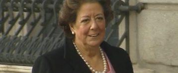 La autopsia desvela que Rita Barberá murió de cirrosis y no por un ataque al corazón