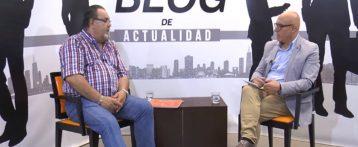 Programa BLOG DE ACTUALIDAD – 24 de julio – Entrevista con Ramón López FAPA Gabriel Miró