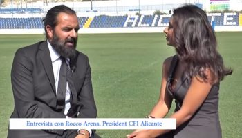 Entrevista a Rocco Arena, presidente CFI Alicante