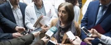 """Mónica Oltra afirma que """"no es estético"""" el nombramiento de la hija de Salas"""