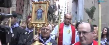 La nueva Televisión Valenciana «À punt» empieza su andadura olvidandose de Alicante y  obviando la Santa Faz