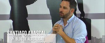 Este lunes 26 de junio, a las 21:30, el líder de Vox, Santiago Abascal, participa en el programa Blog de Actualidad