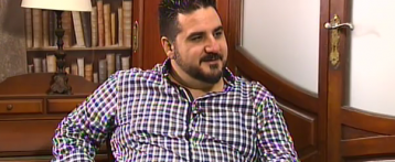 Café con… Sergio Sierra