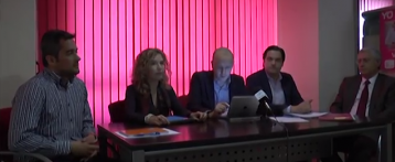 UPyD presenta algunos puntos de su programa para las elecciones al Parlamento Europeo