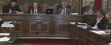 Hoy se cumplen dos años de la investidura de Gabriel Echávarri como alcalde de Alicante al frente del tripartito
