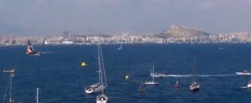 Faltan solo 100 días para la salida desde Alicante de la «Volvo Ocean Race»