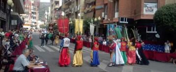 Villena celebra la Entrada de Moros y Cristianos 2014