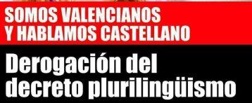 La Vega Baja se moviliza contra la imposición del modelo catalán de Marzá