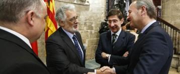 Fabra participará en 75 actos de partido hasta las elecciones europeas