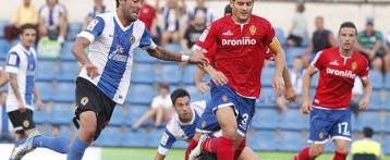 """""""El Hércules no se rinde"""", campaña de cara al partido ante el Alcorcón"""