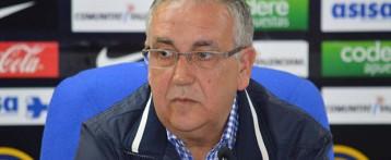 """Quique Hernández: """"Va a ser un partido difícil pero vamos con la intención de ganar"""""""