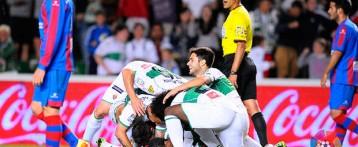 Empate que sabe a poco en el Martínez Valero (1-1) frente al Levante