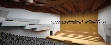 La Orquesta Filarmónica de San Petersburgo llega mañana al ADDA acompañada por el arpa de Xavier de Maistre