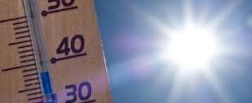 Las temperaturas mínimas alcanzaron hasta 25 grados la pasada madrugada