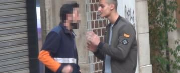 El youtuber alicantino MrGranBomba denuncia una agresión de una víctima de una de sus bromas de cámara oculta