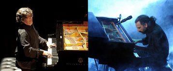 El piano será el gran protagonista del ADDA este fin de semana con un mano a mano entre Chano Domínguez y Stefano Bollani