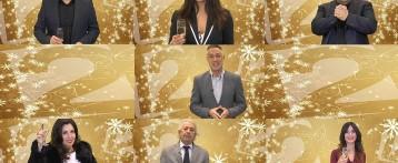 El equipo de 12TV te desea Feliz 2017 y brinda contigo por el nuevo año
