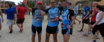 Víctor Calvo y María Fuentes consiguen el triunfo en el II Cross Albufereta