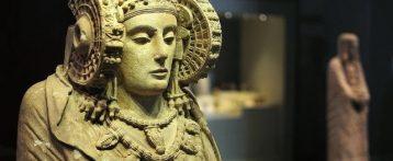 Se cumplen 120 aniversario del hallazgo de la Dama de Elche y se vuelve a reclamar su retorno definitivo a la ciudad