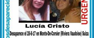 Desaparece en Suiza una joven de la Vega Baja después de sufrir un accidente con su coche