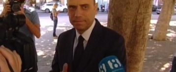 Gabriel Echávarri no dimitira pese a estar procesado por presunta prevaricación