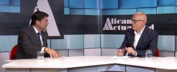 Alicante Actualidad – 26 de Marzo 2019 – Entrevista con Luis Barcala