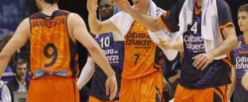 Valencia disputará por tercera vez la Supercopa ACB tras su título europeo