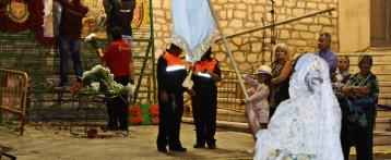 Muere una mujer dentro de la iglesia de Santa Ana de Elda y se modifica el acto de la Ofrenda de flores de las Fallas