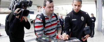 El Valencia viaja a Suiza a por las semifinales en la Europa League
