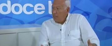 José Manuel García-Margallo, uno de los Ministros más valorados y Diputado por Alicante sale del gobierno de Rajoy