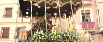 Procesión de la Cofradía del Cristo del Mar de Alicante – Martes Santo 2017
