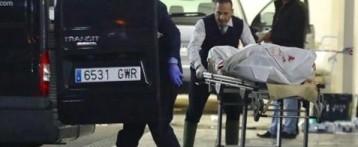 Matan de un disparo a la viuda del expresidente de la CAM Vicente Sala