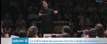 La OJPA abre el plazo de inscripción para las pruebas de acceso a las orquestas de jóvenes y de aspirantes