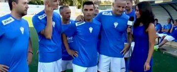 """Alicante pasa """"el balón a los niños de Guinea Ecuatorial"""""""
