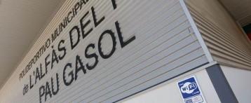 El polideportivo Pau Gasol de l'Alfàs estrena temporada con WiFi gratuito