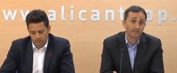 Reunión del PP en Alicante