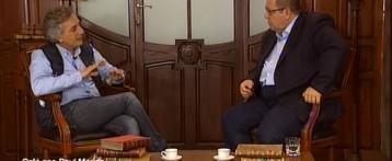 Café con… Raúl Mérida, presidente de la Fundación Arca de Noé Alicante